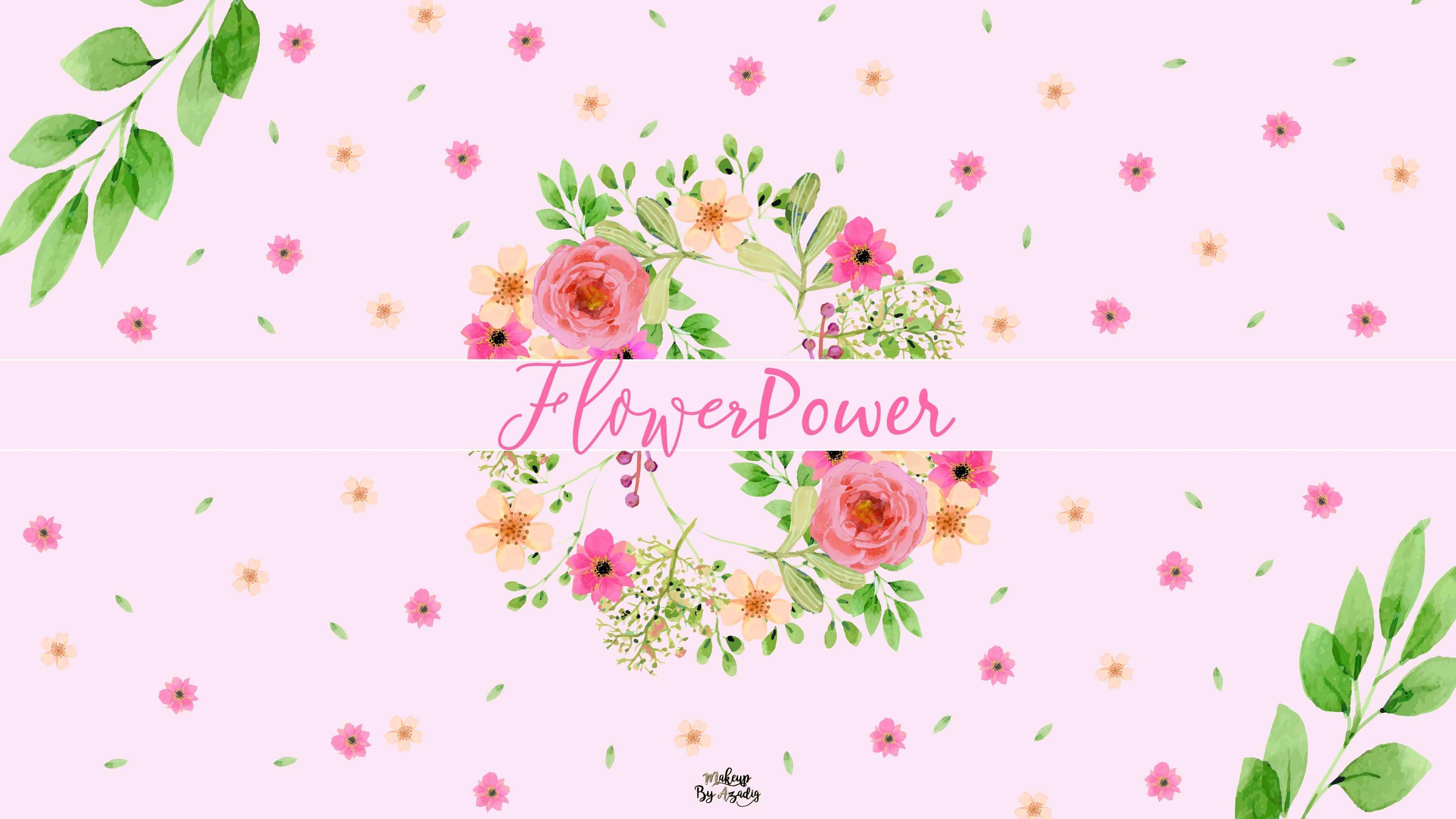 fond-decran-wallpaper-printemps-fleurs-flower-power-couronne-rose-girly-ordinateur-mac-macbook-imac-pc-makeupbyazadig-tendance