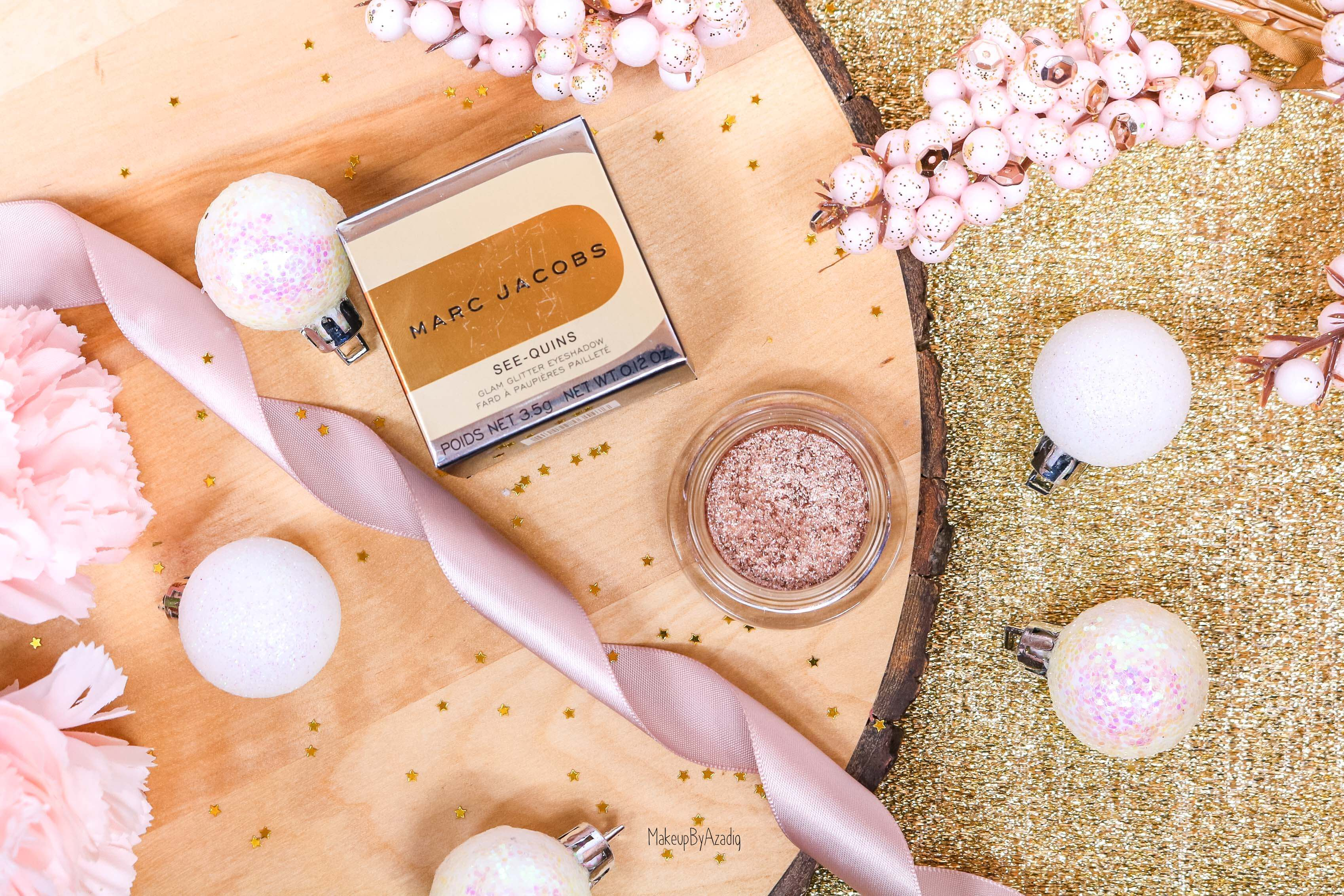 revue-fard-paupieres-paillete-marc-jacobs-beauty-gleam-girl-makeupbyazadig-avis-prix-swatch-miniature
