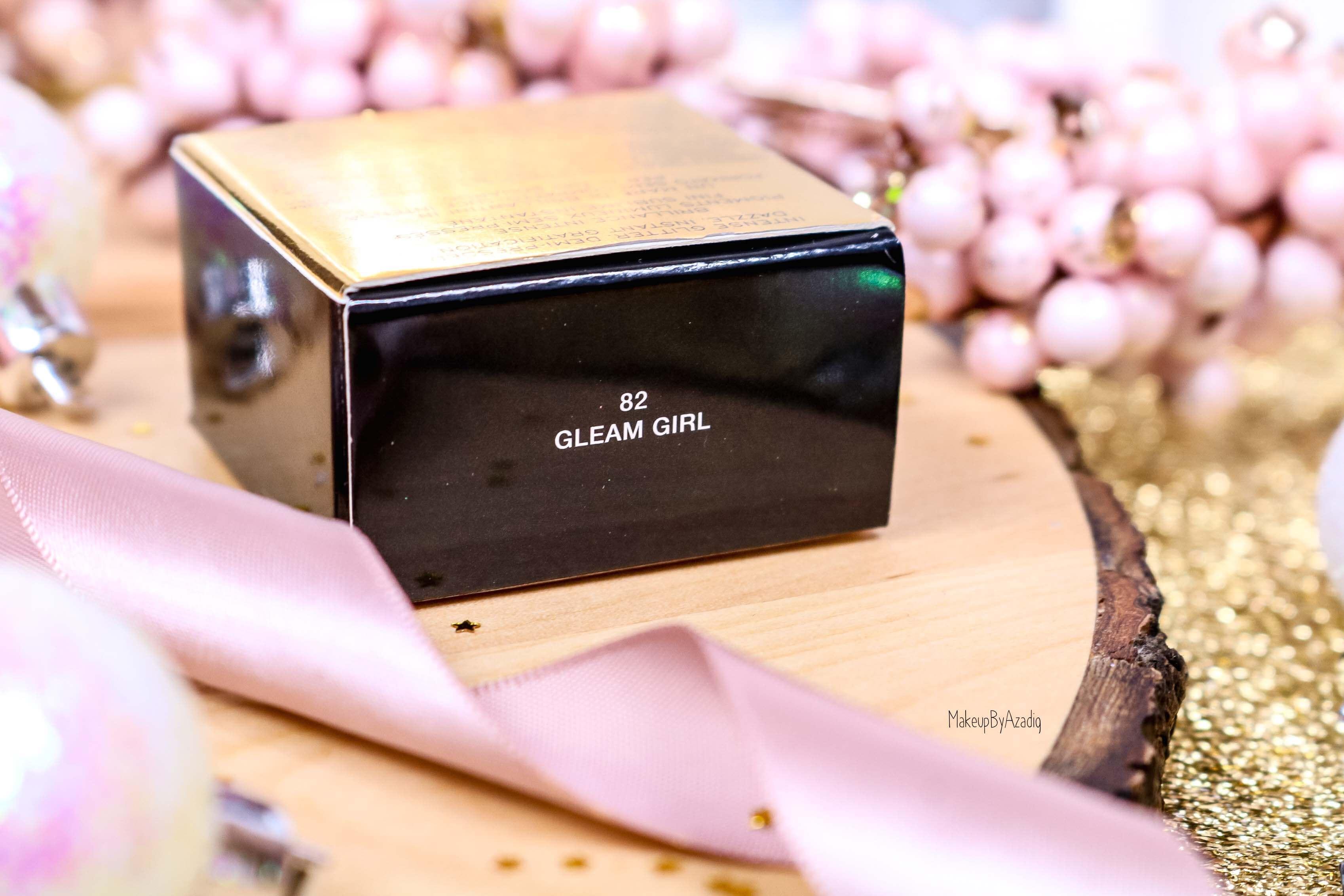 revue-fard-paupieres-paillete-marc-jacobs-beauty-gleam-girl-makeupbyazadig-avis-prix-swatch-see-quins