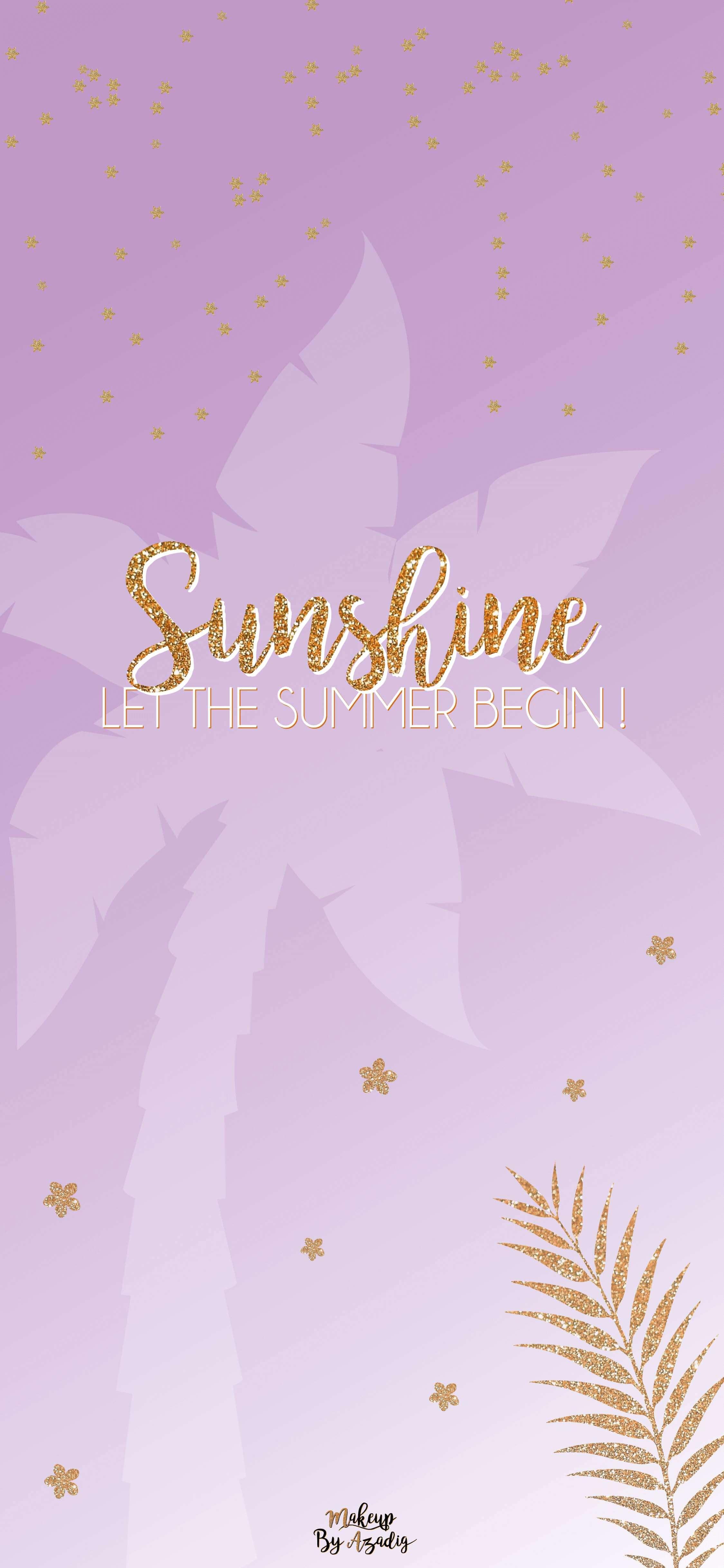 fond-decran-wallpaper-summer-begin-glitter-spring-girly-iphone-X-makeupbyazadig-tendance