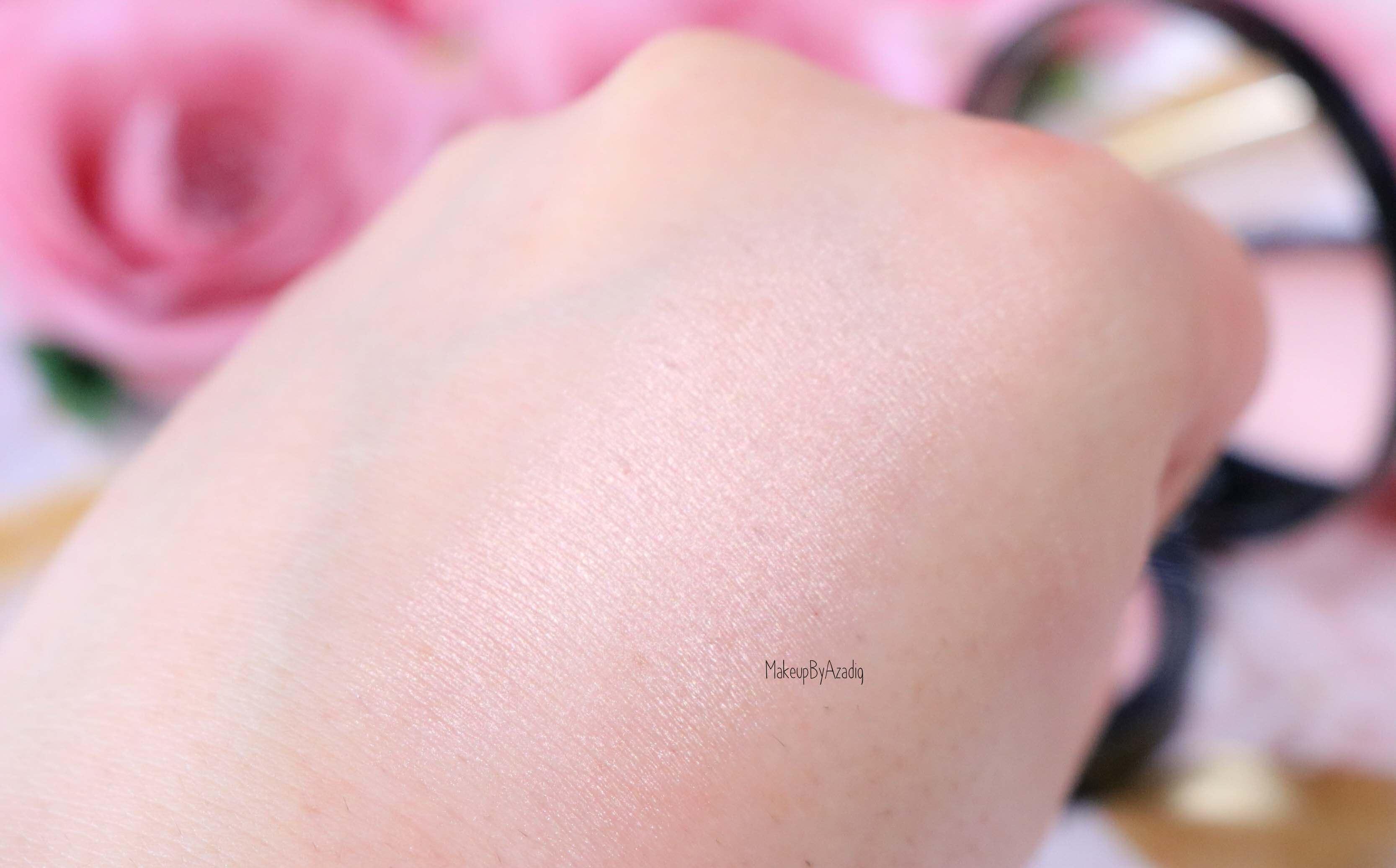 revue-highlighter-poudre-illuminatrice-golden-hour-dusk-sephora-collection-rosegold-avis-prix-swatch-makeupbyazadig-flop