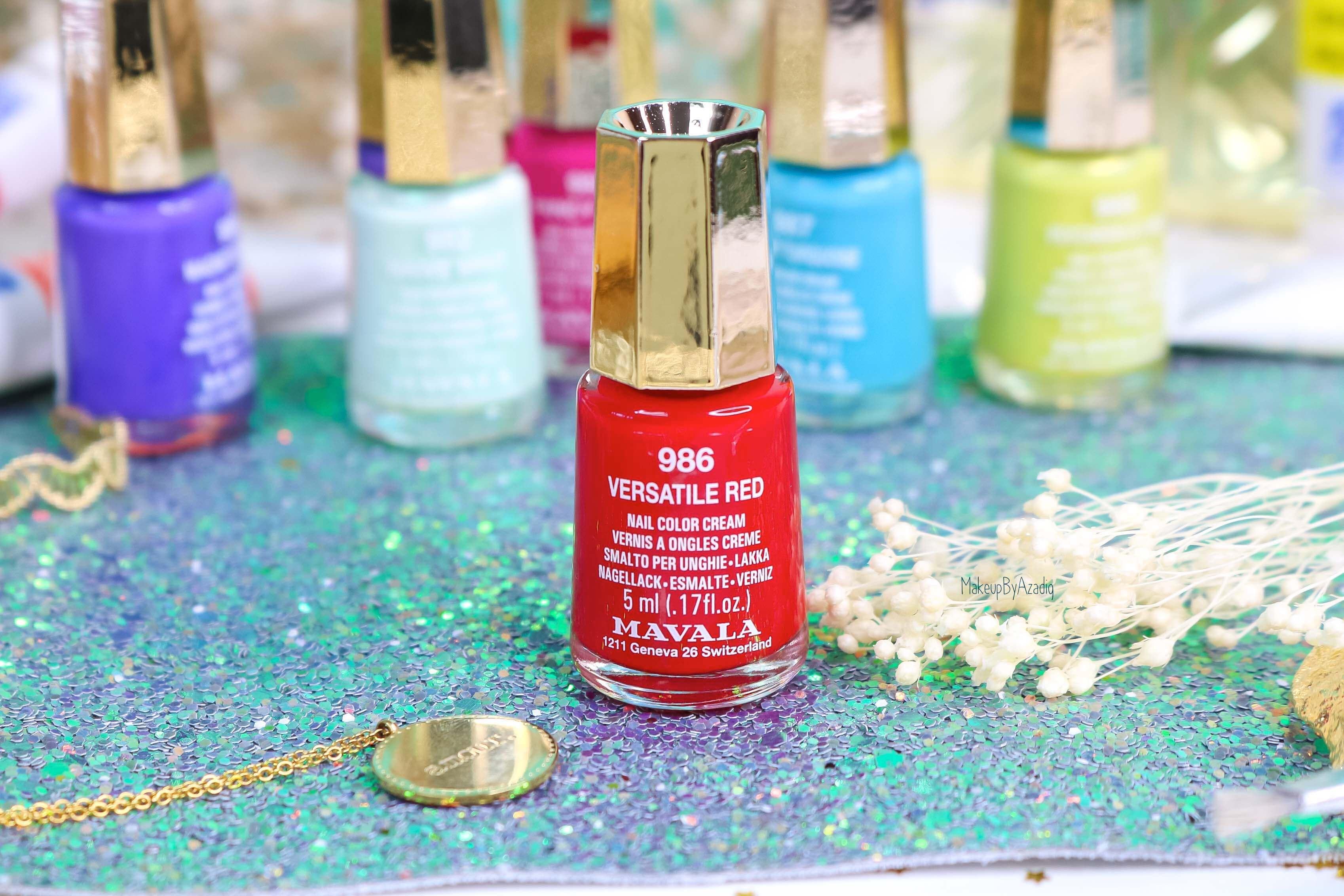 revue-collection-vernis-mavala-nails-dash-splash-ete-2019-bleu-orange-makeupbyazadig-swatch-avis-prix-red