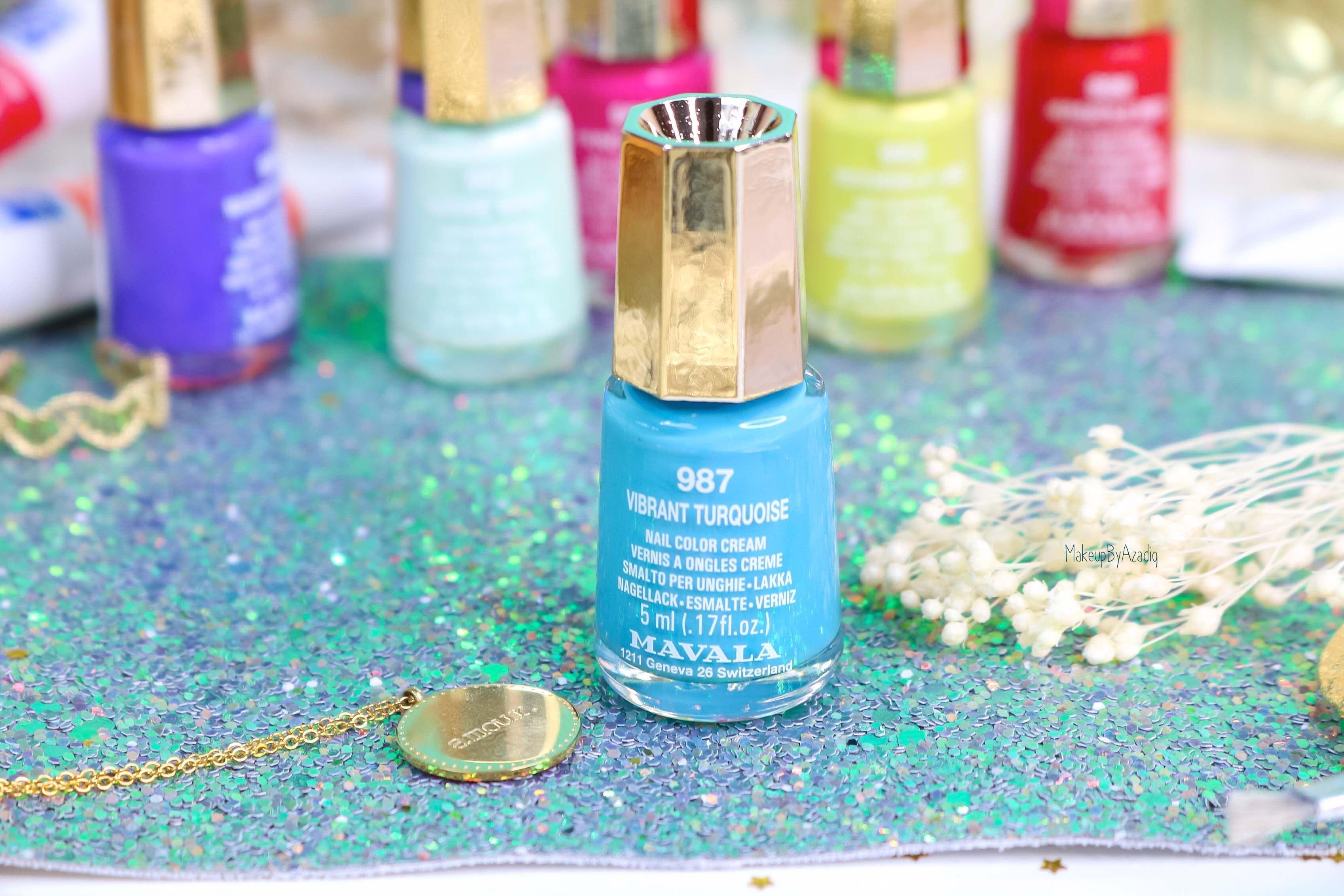 revue-collection-vernis-mavala-nails-dash-splash-ete-2019-bleu-orange-makeupbyazadig-swatch-avis-prix-turquoise
