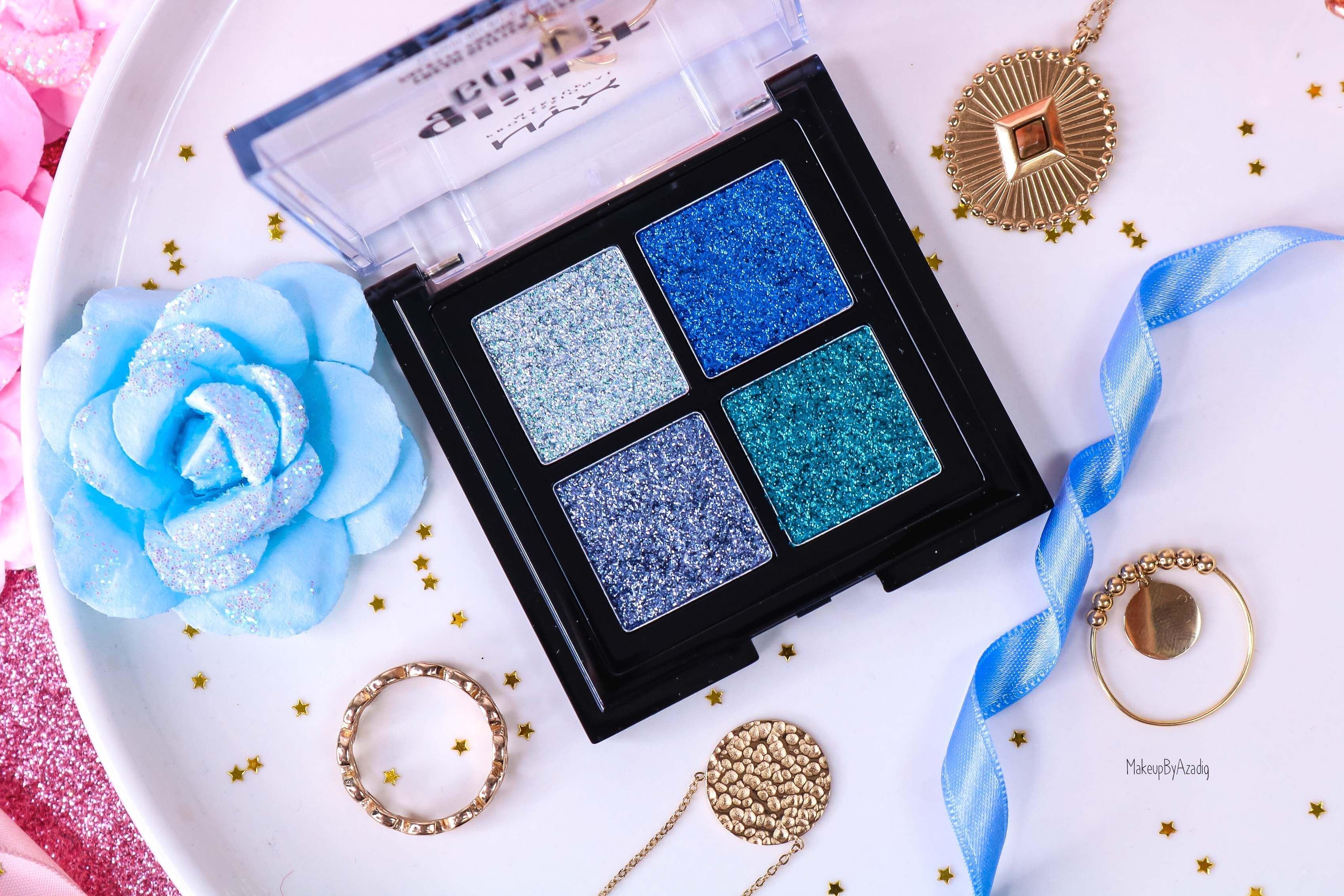 revue-palette-glitter-goals-nyx-professional-makeup-festival-coachella-avis-prix-paillette-makeupbyazadig-galactica-glacier-tendance