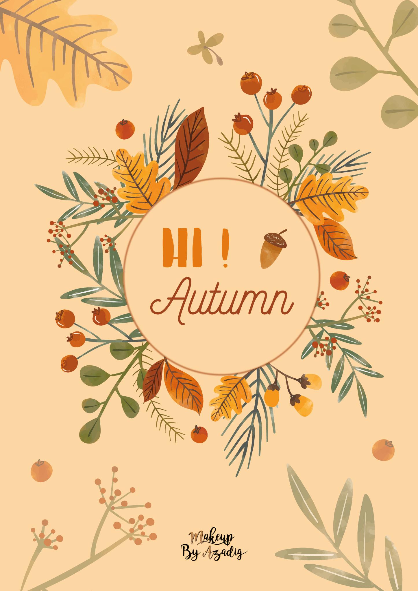 fond-decran-wallpaper-automne-leaves-autumn-girly-ipad-tablette-apple-makeupbyazadig-tendance