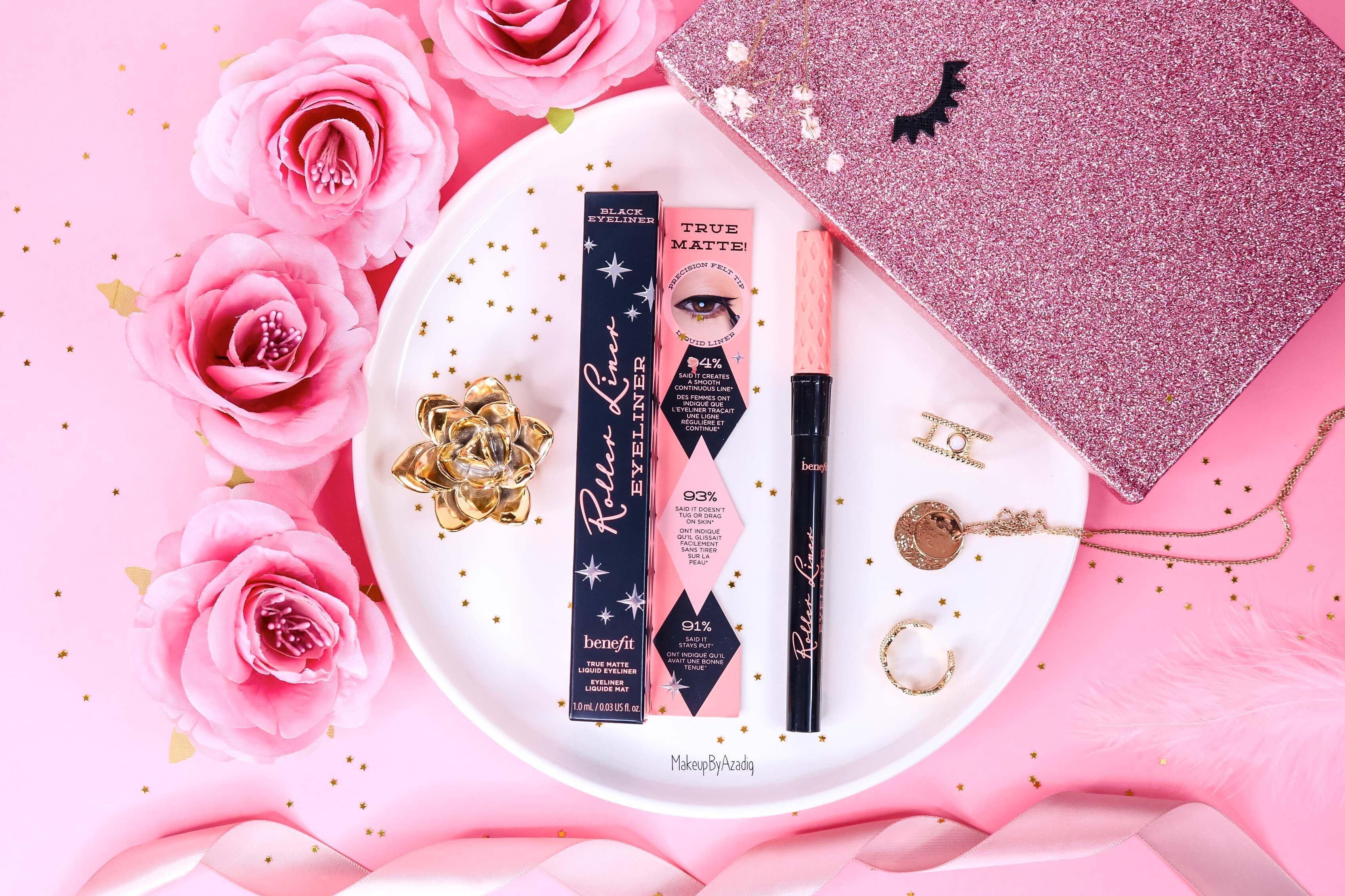 revue-review-eyeliner-roller-liner-benefit-noir-mat-makeupbyazadig-avis-prix-swatch-sephora-france-miniature