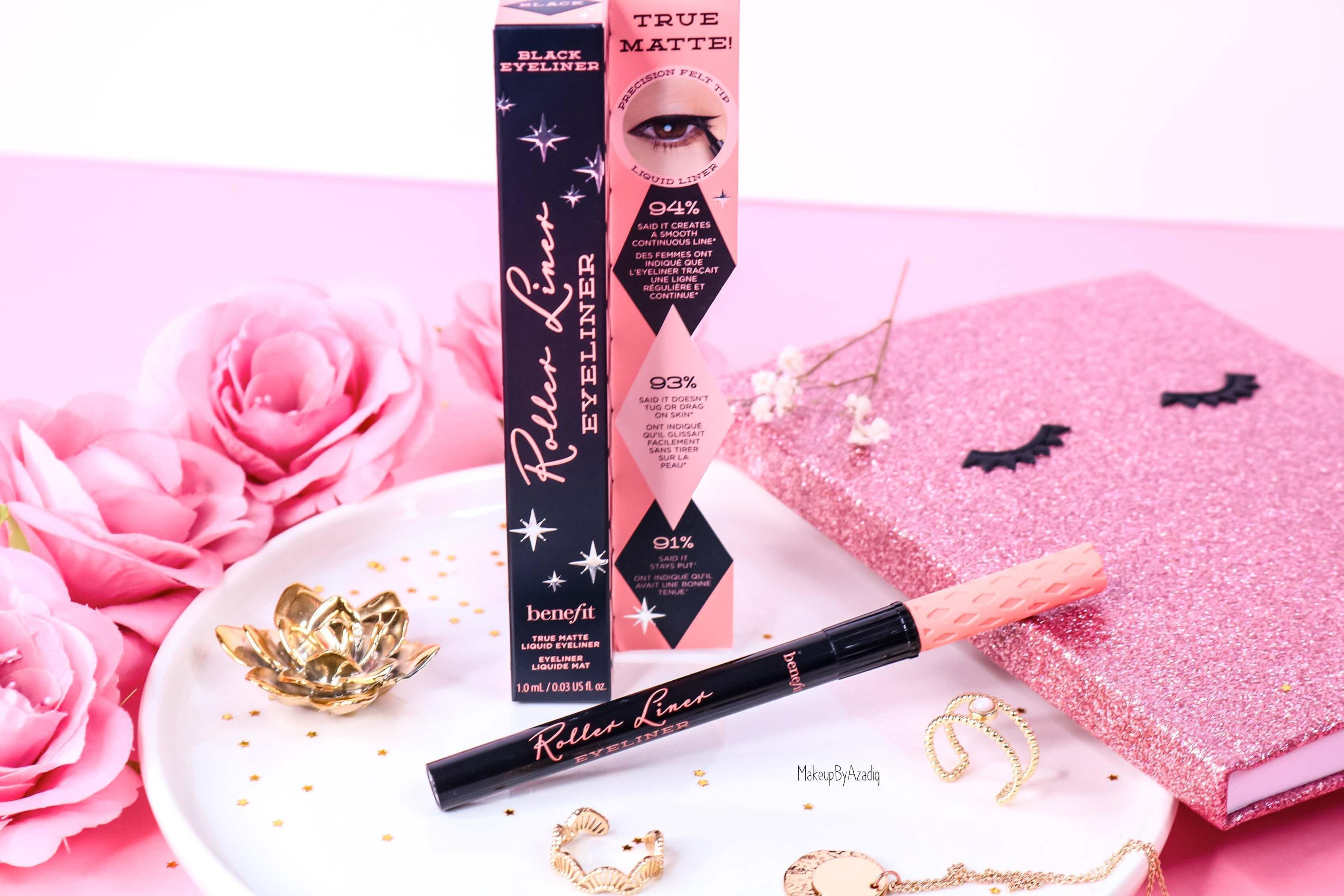 revue-review-eyeliner-roller-liner-benefit-noir-mat-makeupbyazadig-avis-prix-swatch-sephora-france-packaging