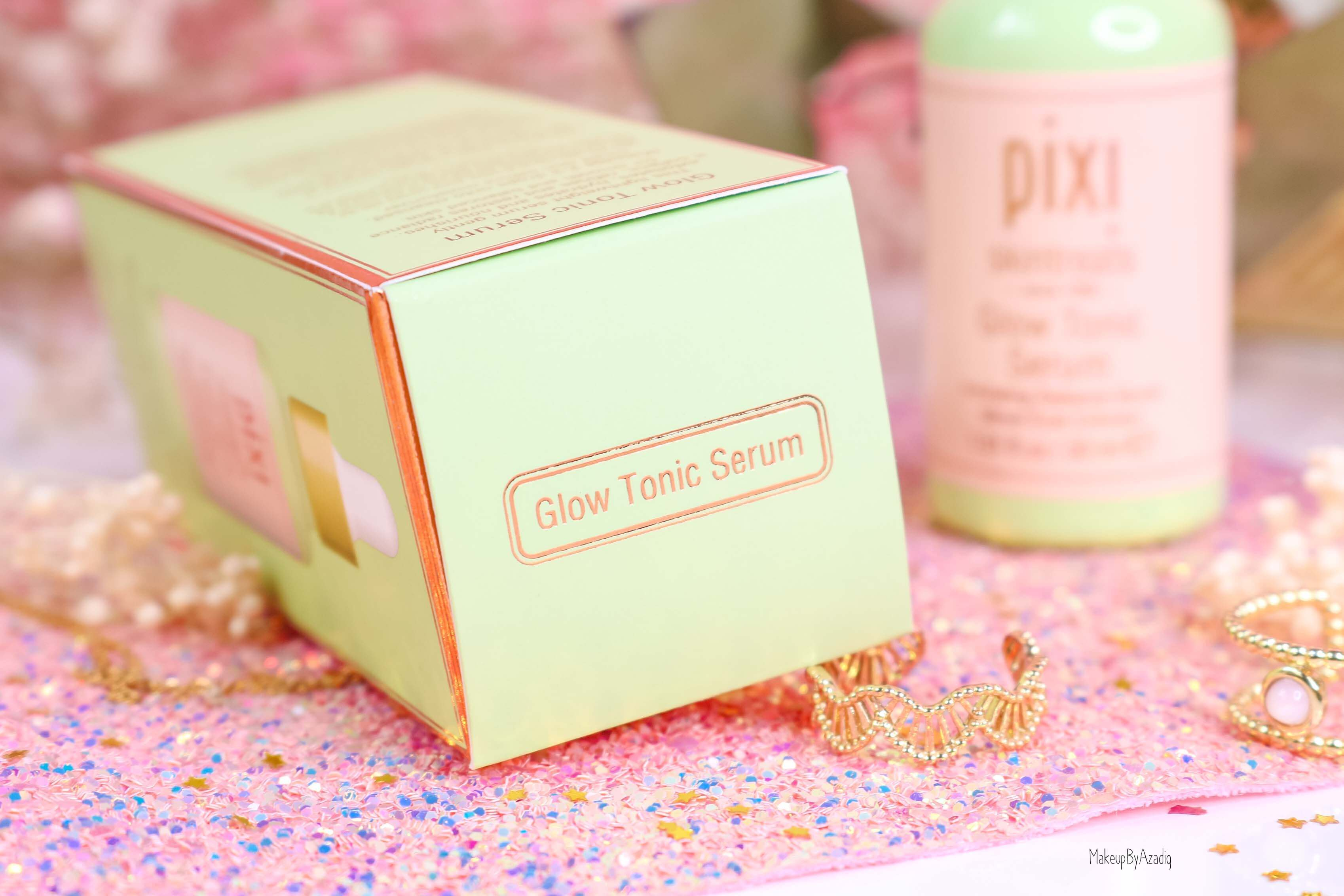 revue-routine-soin-skincare-pixi-beauty-visage-glow-tonic-serum-phenomenal-gel-aloe-vera-makeupbyazadig-sephora-avis-prix-green