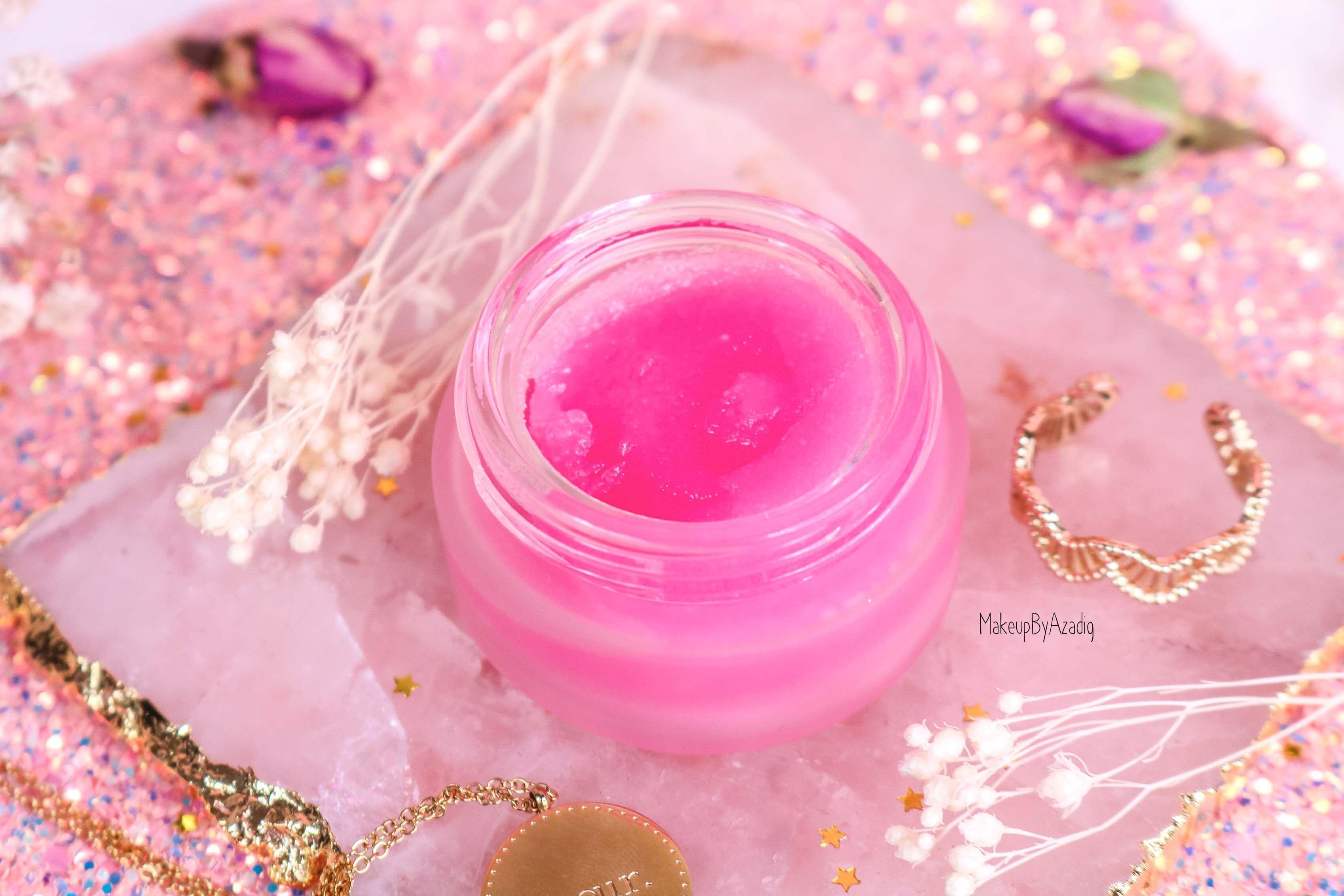 revue-baume-gommage-levres-coco-kiss-hellobody-avis-prix-swatch-makeupbyazadig-efficacite-lip-scrub-zoom