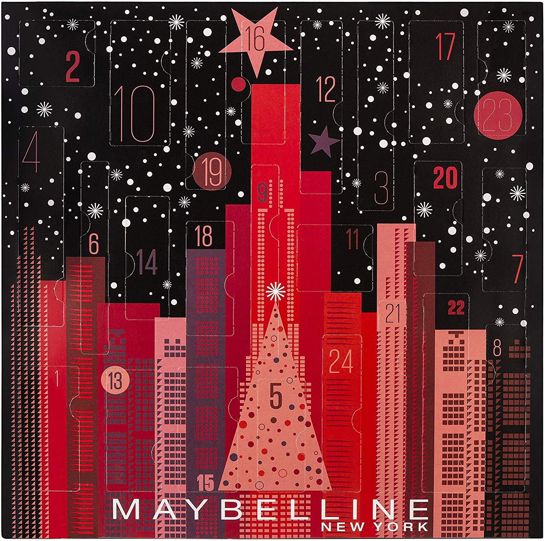 revue-liste-meilleurs-calendriers-avent-beaute-2019-makeupbyazadig-maybelline-newyork