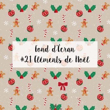 21 Fond D Ecran Elements De Noel Wallpaper Makeupbyazadig