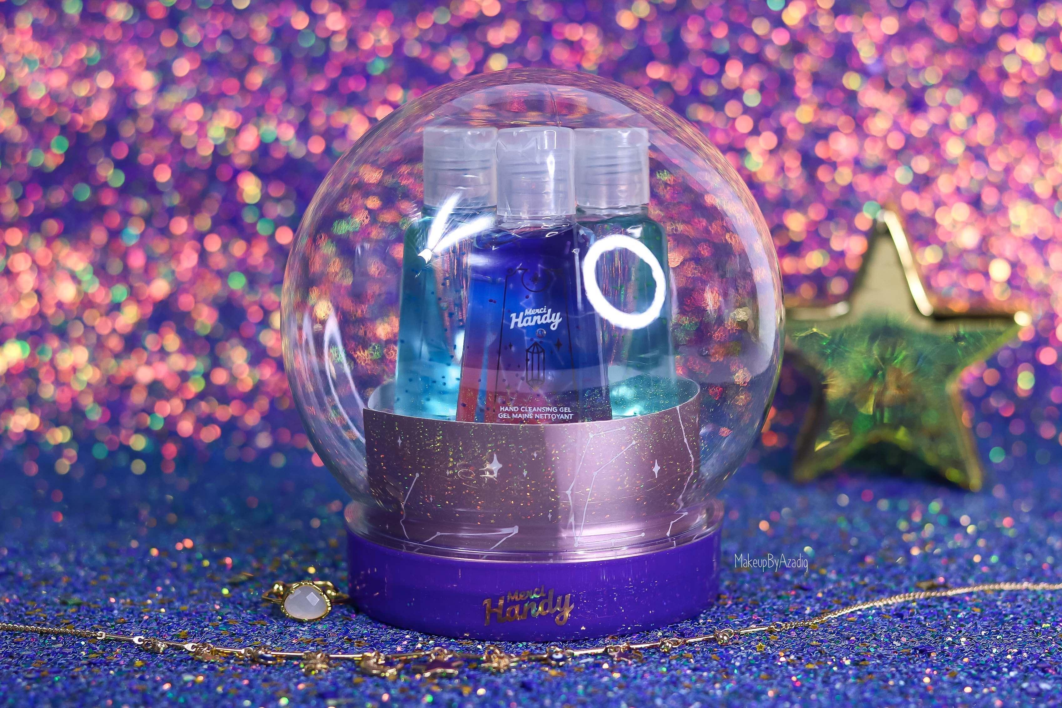 revue-coffret-collection-gel-antibacteriens-merci-handy-crystal-ball-mystique-makeupbyazadig-new-avis-prix-senteur-sephora-france-boule-de-cristal