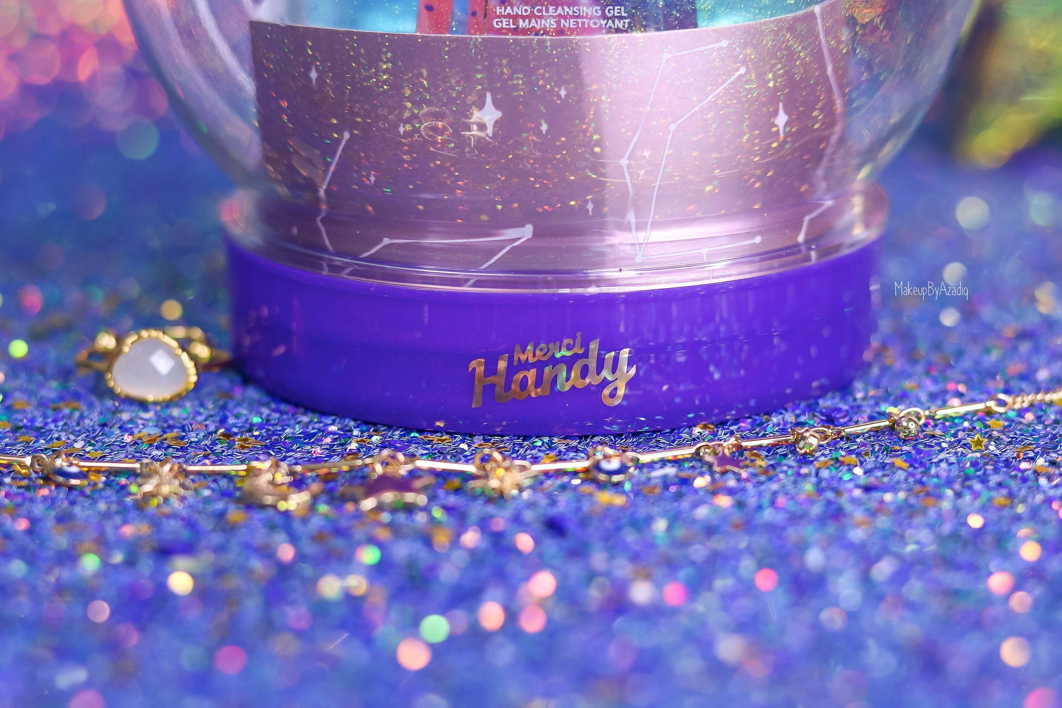 revue-coffret-collection-gel-antibacteriens-merci-handy-crystal-ball-mystique-makeupbyazadig-new-avis-prix-senteur-sephora-france-logo