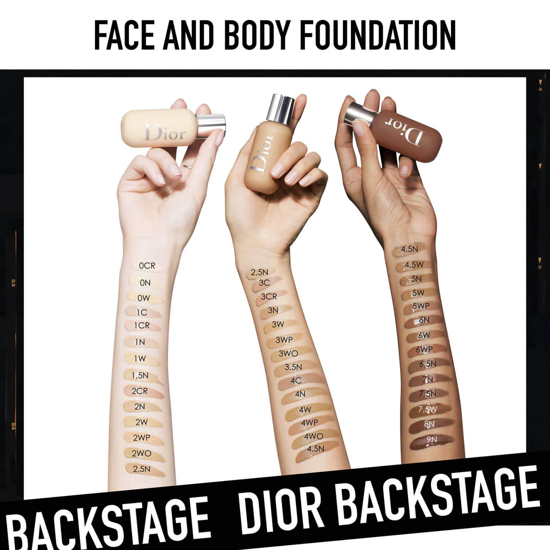 revue-review-fond-de-teint-visage-corps-dior-backstage-face-foundation-avis-prix-swatch-makeupbyazadig-teintes