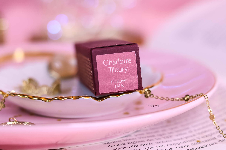 revue-rouge-levres-matte-revolution-charlotte-tilbury-sananas-makeupbyazadig-pillow-talk-avis-prix-swatch-teinte