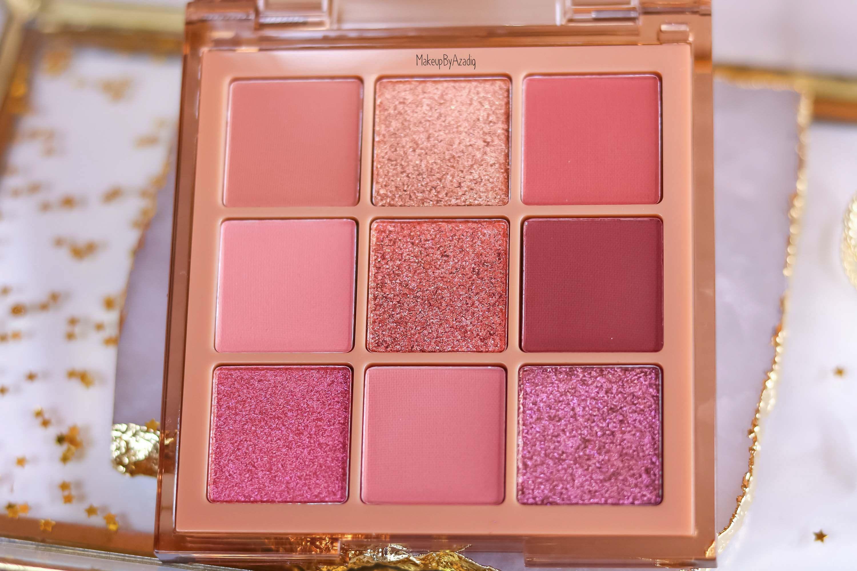 revue-palette-nude-obsessions-medium-huda-beauty-makeupbyazadig-avis-swatch-prix-dark-light-sephora-zoom