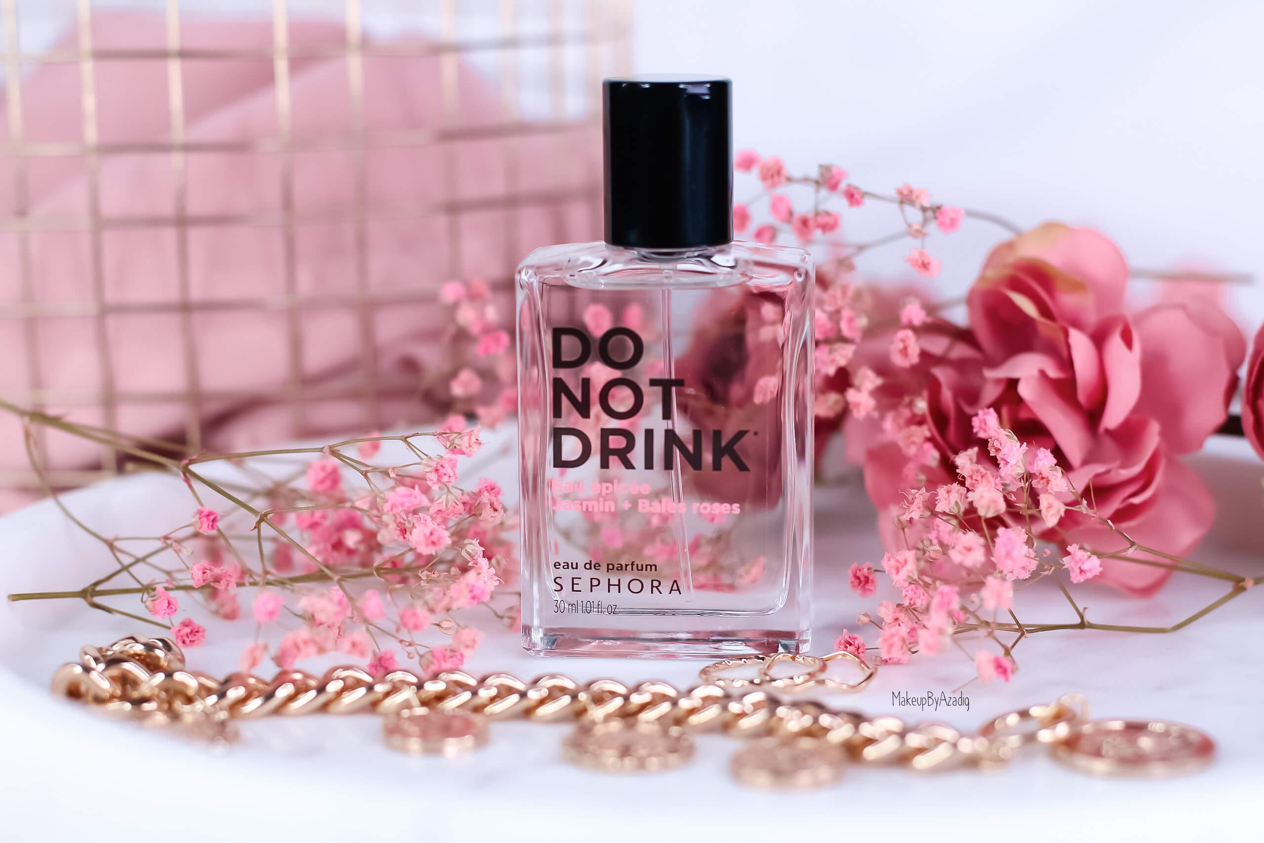 parfum do not drink sephora